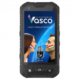 Vasco Translator Solid 4""